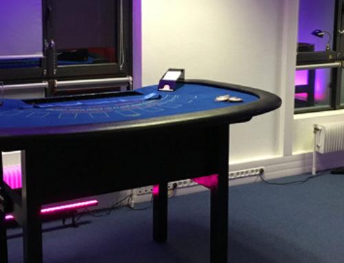 Soirée casino pour un after work original en entreprise