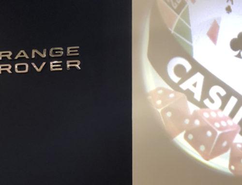 Soirée casino pour concession automobile Land Rover