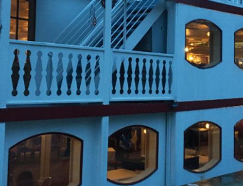 Soirée Casino Paris sur le Louisiane Belle