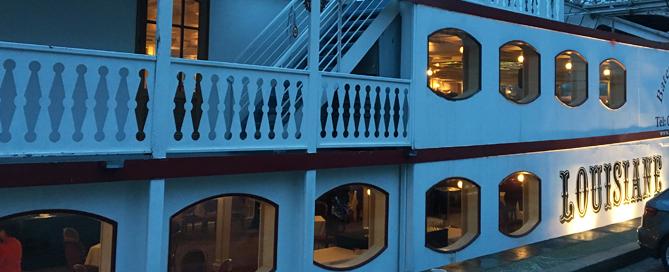 Soirée Casino sur le Louisiane Bell à Paris sur Seine