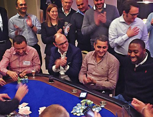 Réservation soirée casino pour comité d'entreprise