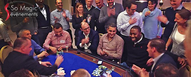 soirée casino pour comité d'entreprise