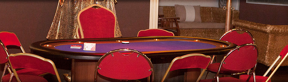 Location Table de Poker Casino